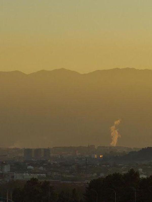 De nuevo disparada la contaminación en Gijón, que el Principado de Asturias esconde