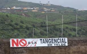 Canarias. Ben Magec rechaza seguir apostando por el asfalto e hipotecar el paisaje para llevar a cabo la tangencial de Telde