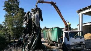 Asturias. El Ayuntamiento de Llanes doblará el próximo año el servicio de recogida de plásticos ganaderos