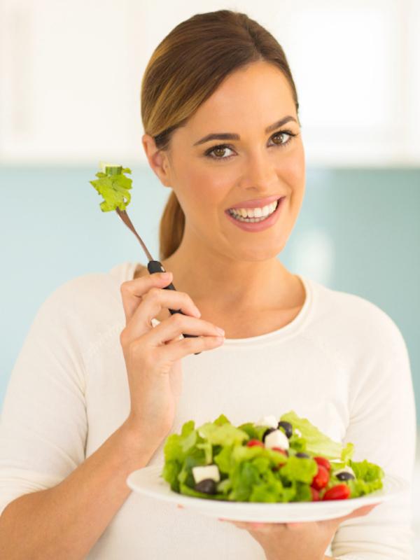 Las dietas saludables precisan de cierta programación
