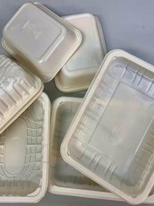Innovador envoltorio antibacteriano biodegradable que protege los alimentos