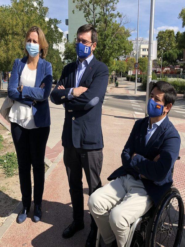 Madrid. Las primeras promociones de vivienda pública del 'ecobarrio' de Vallecas