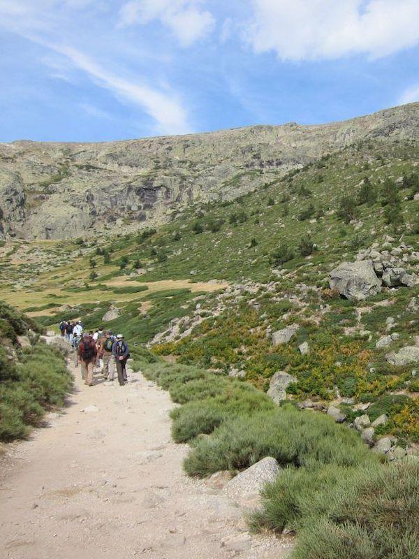 El plan de uso del Parque Nacional de Guadarrama llega a los tribunales