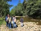 45 kilómetros de ríos cántabros reciben el activismo de la ciudadanía
