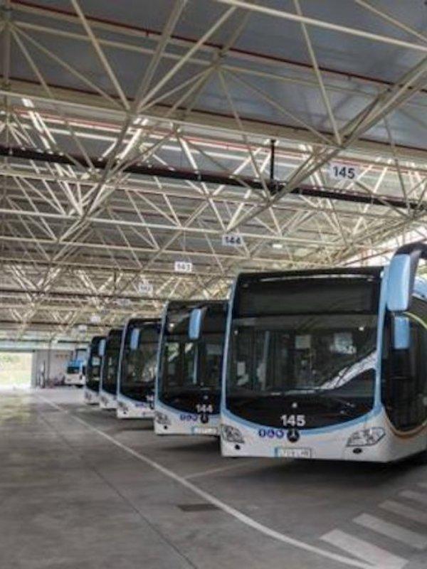 Santander tendrá dos nuevos autobuses 100% eléctricos