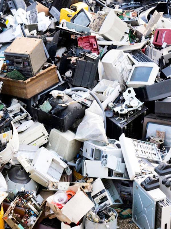 México busca el manejo adecuado de residuos electrónicos