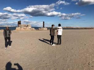 Tarragona. La costa daurada, un mar de plásticos