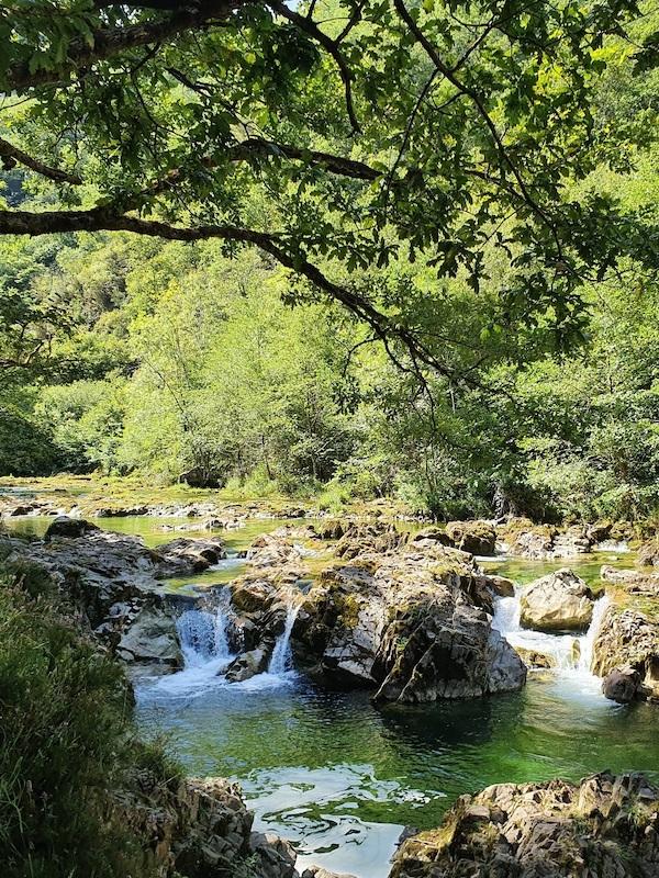 Asturias no se atreve con los pescadores de salmon