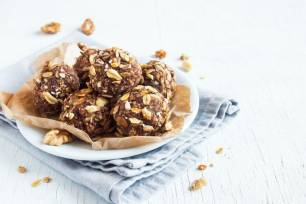 Snacks saludables para el confinamiento