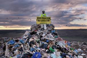 Gravísimas acusaciones de Greenpeace a Ecoembes