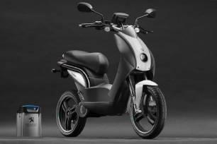 e-Ludix la eléctrica de Peugeot
