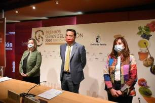 Ecopistacho de Alcázar, Premio Gran Selección a mejor industria de producción ecológica