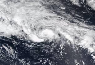 Los huracanes aceleran su velocidad de traslación desde 1982