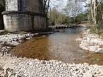 Asturias. Otra agresión al río Esva en pleno remonte de los salmones