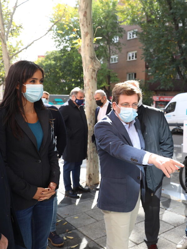 Madrid. BiciMAD llega al distrito de Latina