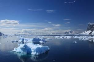 Calentamiento global. Habrá pérdida de hielo por siglos en la Antártida