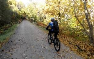 La vía verde entre Béjar y Hervás, un itinerario para disfrutar de la bici o el senderismo