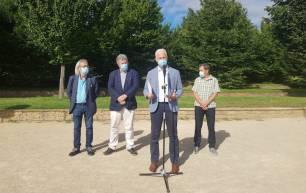 Logroño presenta en su candidatura a Ciudad Verde Europea 2023