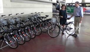 Huelva. Plan Provincial de la Bicicleta