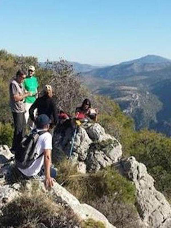 Quieren diversificar los senderos de la Sierra de Grazalema (Cádiz)