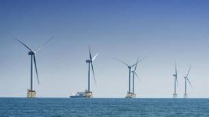 Ferrovial 'apuesta' por la energía eólica flotante y logra un contrato en Euskadi