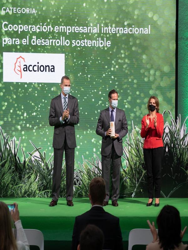 España premia iniciativas de 25 empresas por su contribución a la economía verde