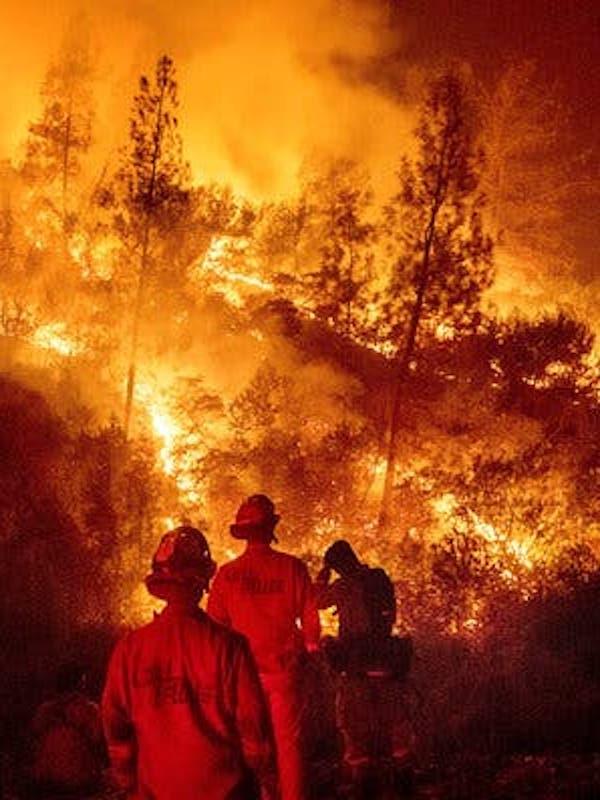 ¿Qué pasa para evitar los grandes incendios?