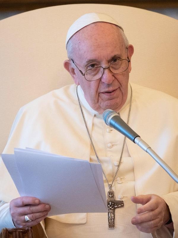 El Papa denuncia el