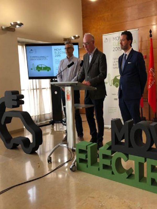 Feria Movieléctrica 2020 en Murcia