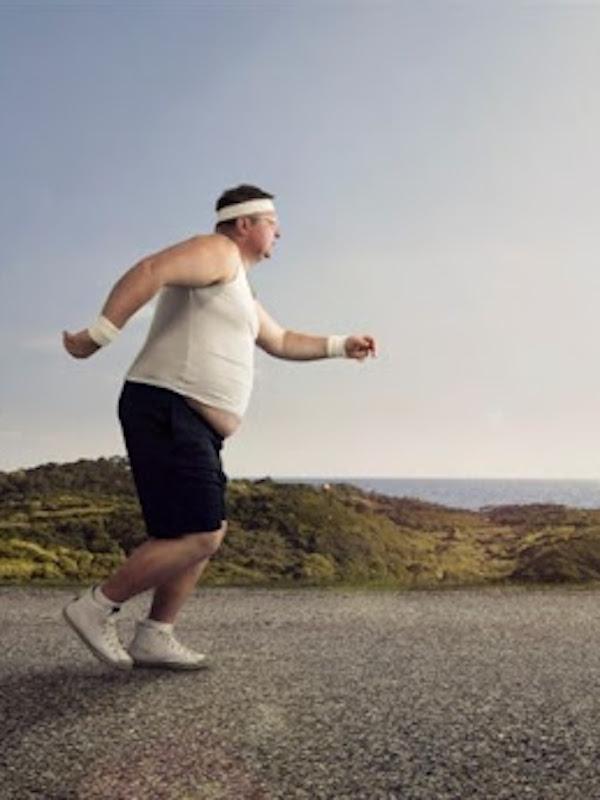 La obesidad es incompatible con una vida saludable