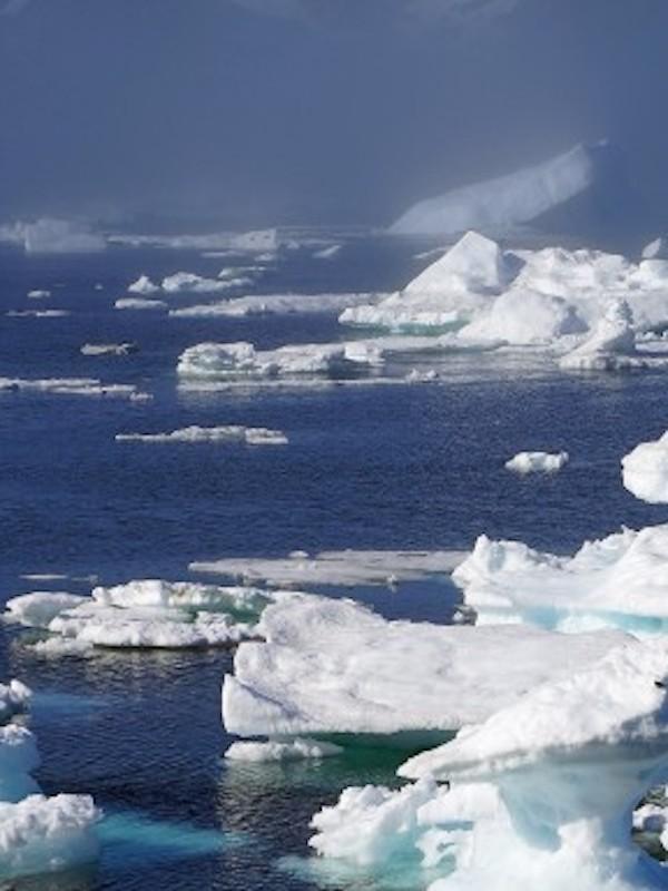 El Círculo Polar Ártico marcan un nuevo récord de emisiones