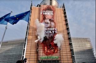 Europa de asumir su complicidad en más del 10% de la deforestación del Planeta
