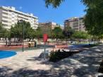 Un espacio verde de 6.000 m2 se abre en el nuevo eje peatonal entre Ronda Sur y Santiago el Mayor, en Murcia