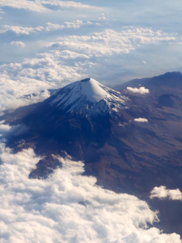 La ceniza volcánica es capaz de influir en el clima más de lo pensado