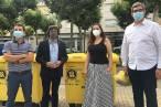 RECICLOS se implementa en las calles de Calahorra