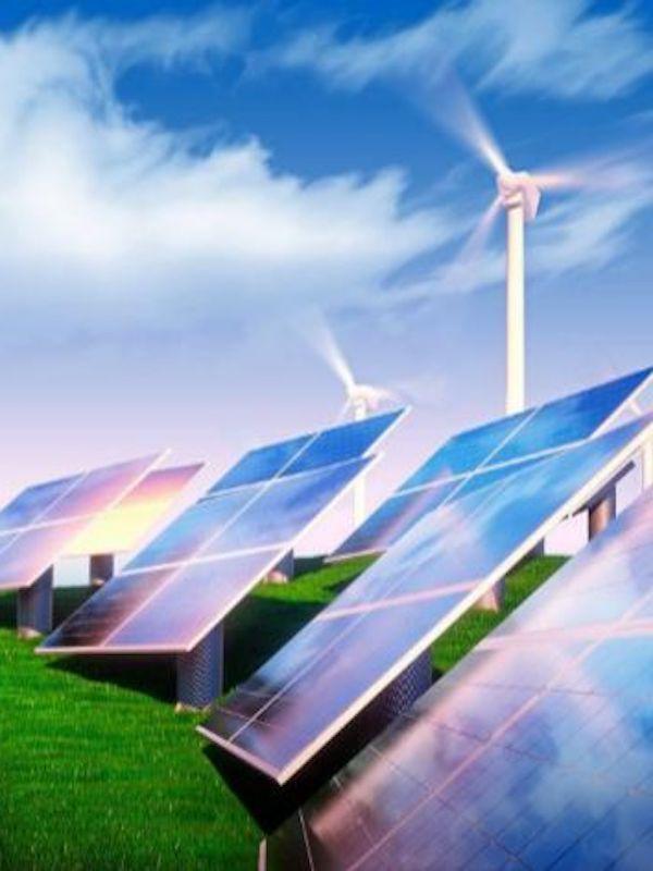 Aumentando la proporción de energías renovables en España