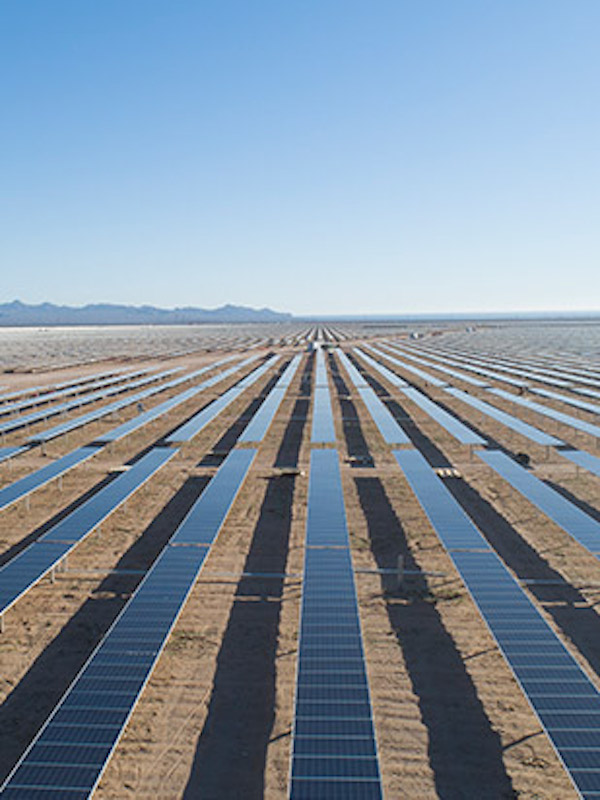 Acciona inicia la construcción de una planta fotovoltaica en Chile por 140 millones de euros