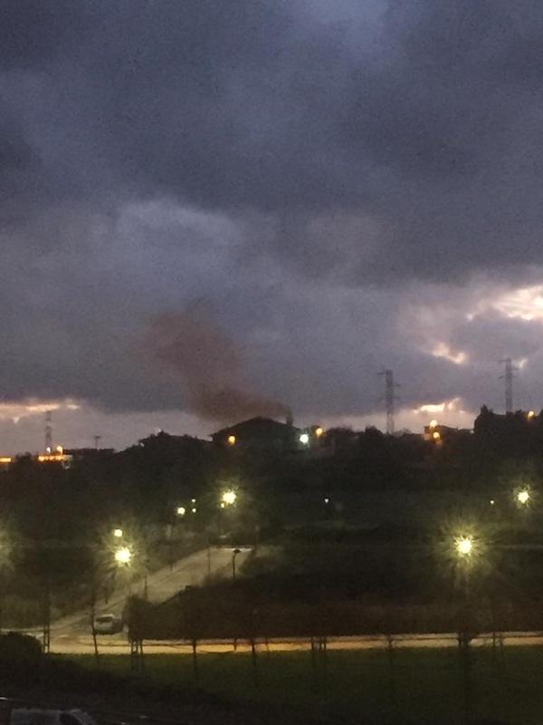 Nuevos picos de contaminación del peligroso tolueno en Gijon