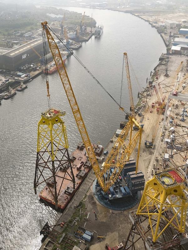 La Energía Eólica Marina Flotante podría convertirse en el nuevo oro negro