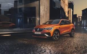 Renault Arkana el nuevo todocamino híbrido
