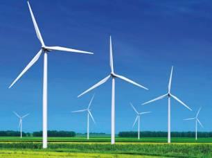El parque eólico Serralta de Cabanillas renueva sus aerogeneradores para aumentar la producción y reducir emisiones