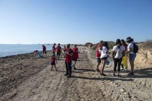 LIBERA recogerá datos sobre las basuras en las playas en 115 puntos costeros desde el sábado hasta el 4 de octubre