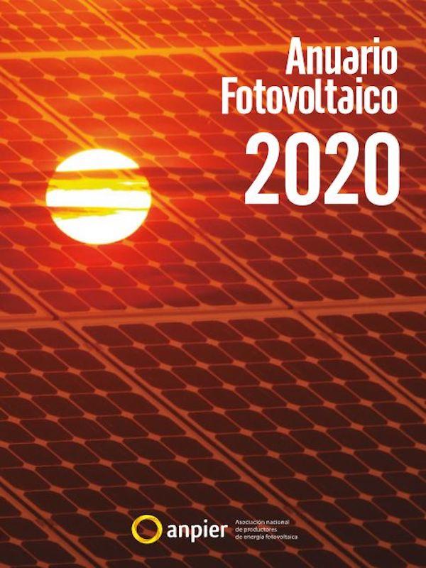 ANPIER presenta 'EL ANUARIO FOTOVOLTAICO 2020'