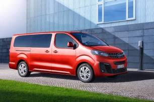Opel Zafira-e Life y Vivaro-e eléctricos