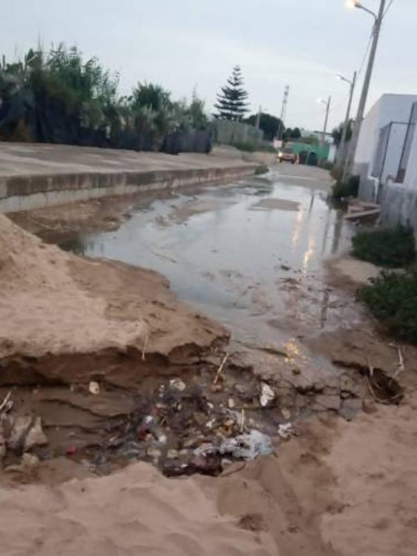 Sanlúcar de Barrameda, vuelven los vertidos contaminantes a nuestras playas