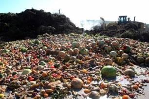 Un tercio de los alimentos desechados son responsables del 15% de las emisiones