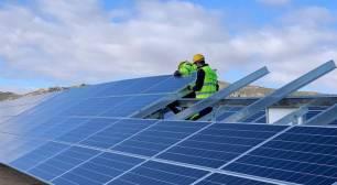Luz verde a la modificación urbanística para la instalación de la planta fotolvotaica de Los Llanos de Cáceres