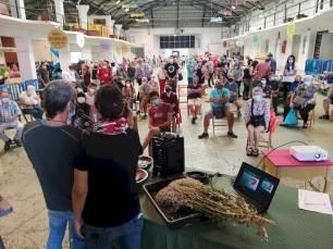 Navarra. El EKOmercado de octubre se celebra con dieciséis puestos, EKOencuentro y actividades