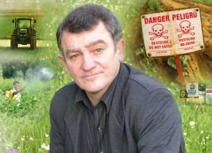Libro sobre el peligro de la exposición a pesticidas en la infancia