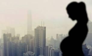La contaminación afecta a la salud del 'neonato'